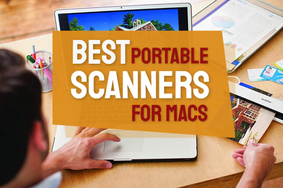 best portable scanner for mac