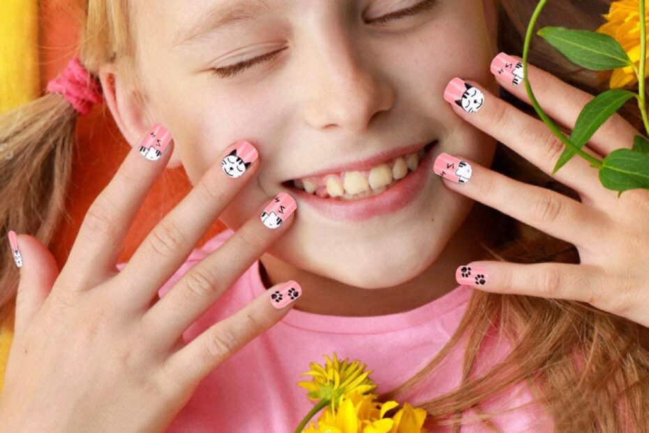 Best Fake Nails For Kids